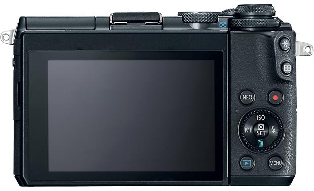 Canon EOS M6 Video Creator Kit Back