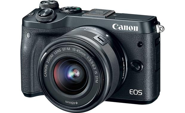 Canon EOS M6 Kit Front