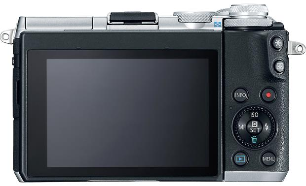 Canon EOS M6 Kit Back