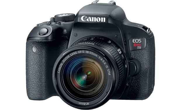 Canon EOS Rebel T7i Kit Front