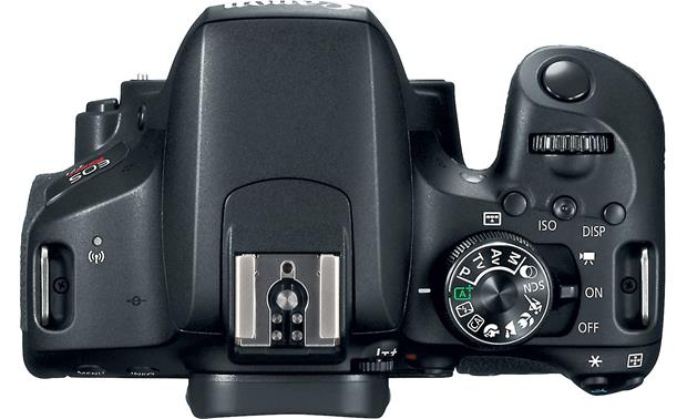Canon EOS Rebel T7i Video Creator Kit Top
