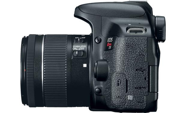 Canon EOS Rebel T7i Kit Right side