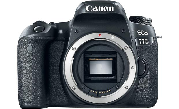 Canon EOS 77D (no lens included)