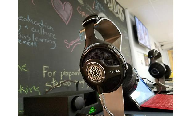 "Focal Utopia and Questyle QP2R bundle The Utopia headphones were a big hit at a recent Crutchfield ""Demo Days"" listening event"
