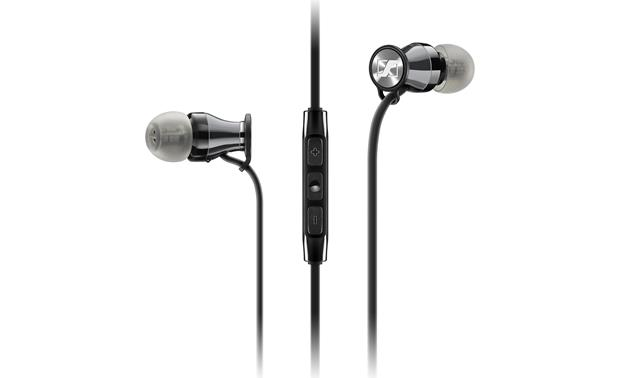 Sennheiser HD 1 In-ear In-line remote for controlling an iPhone®