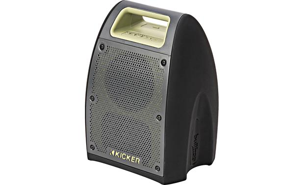 Kicker Bullfrog® BF400 Music System Green