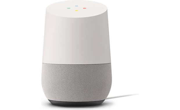 Google Home Front