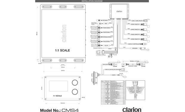 Clarion CMS4 Other
