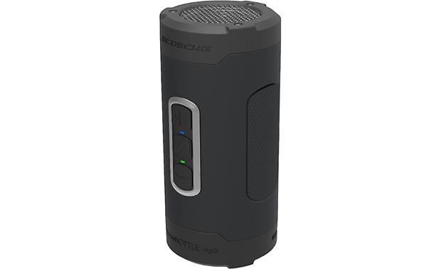 Scosche boomBOTTLE H2O+ Gray/Black