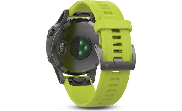 Garmin fenix 5 Back