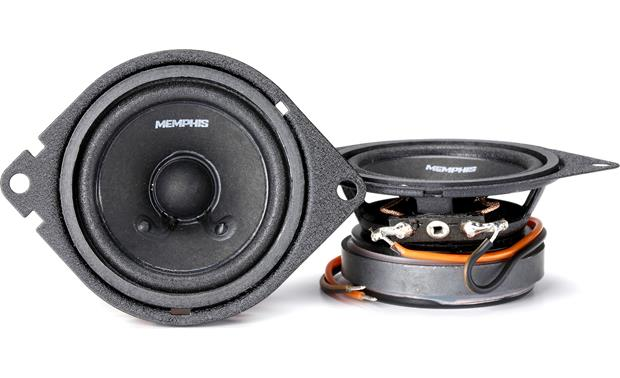 Memphis Audio PRX27 Replace your blown factory dash speaker with this serious performer.