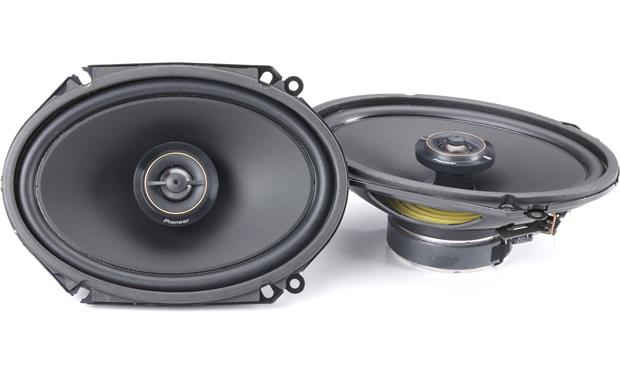 Pioneer TS-D68F Improve your drive with Pioneer sound quality.
