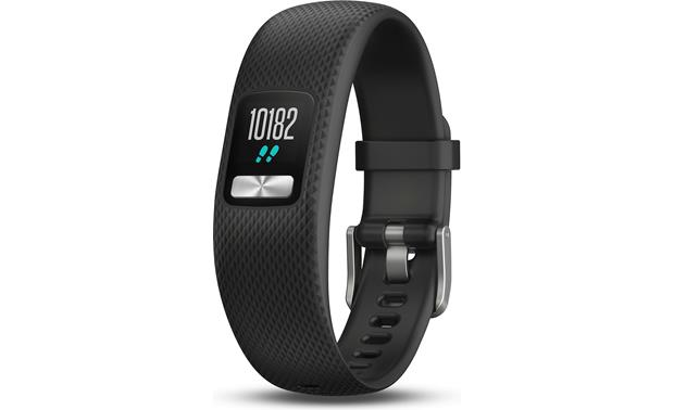 Garmin Vivofit® 4 The vivofit 4's customizable color display keeps you up to date on your activity