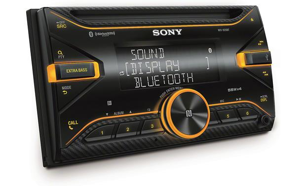 Sony WX-920BT Other