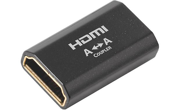 AudioQuest HDMI coupler Front