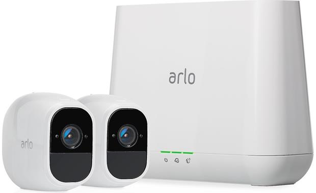 Arlo Pro 2 Home Security Camera System Front