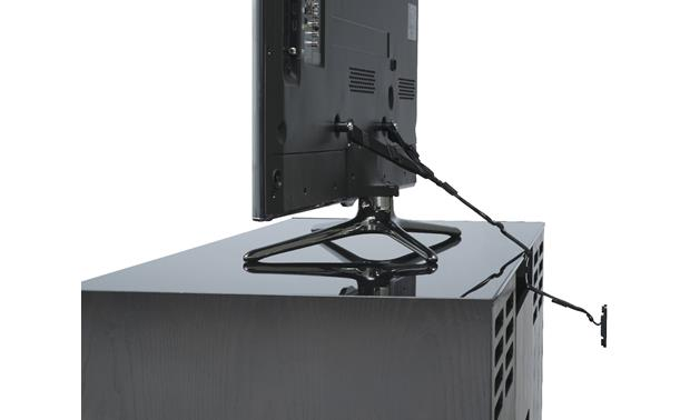 Sanus ELM701 (TV and stand not included)