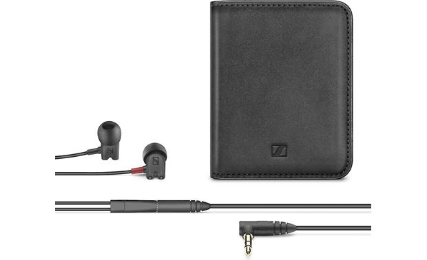 Sennheiser IE 800S With included leather case