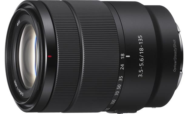 Sony E 18-135mm f/3.5-5.6 OSS Front