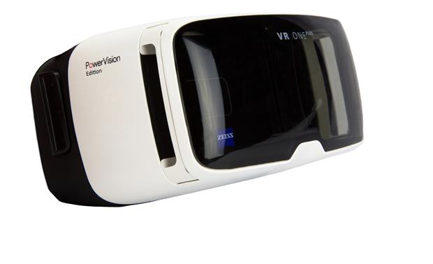 PowerVision PowerRay Wizard ZEISS VR ONE Plus goggles