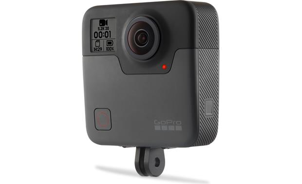 GoPro Fusion Mounting Fingers Shown in use with a GoPro Fusion 360 (camera not included)