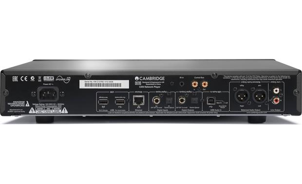 Cambridge Audio CXN (V2) Back
