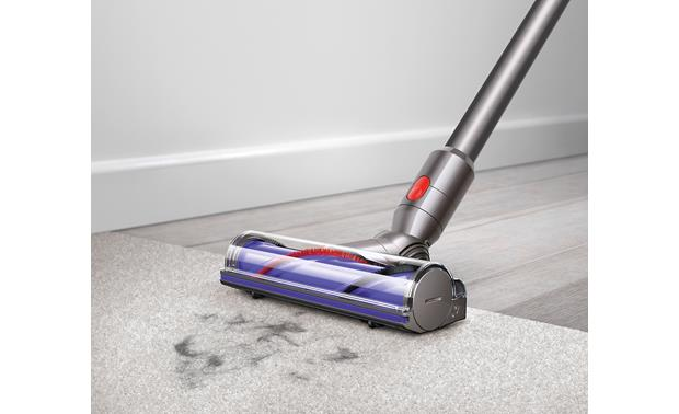 Dyson V7 Animal Pet hair is no problem for thevacuum's powerful digital motor V7