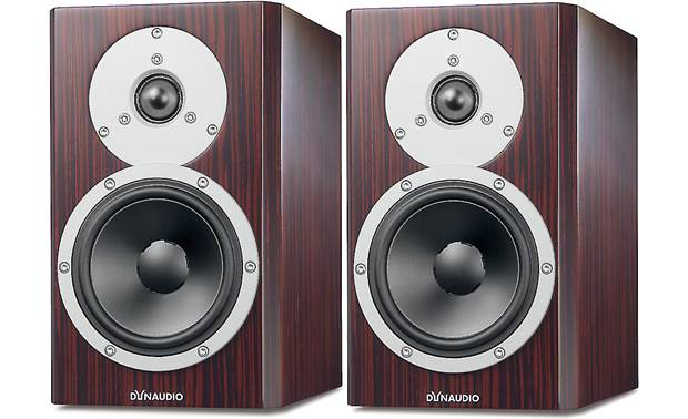 Dynaudio Excite X14A Front (Rosewood Satin finish shown)