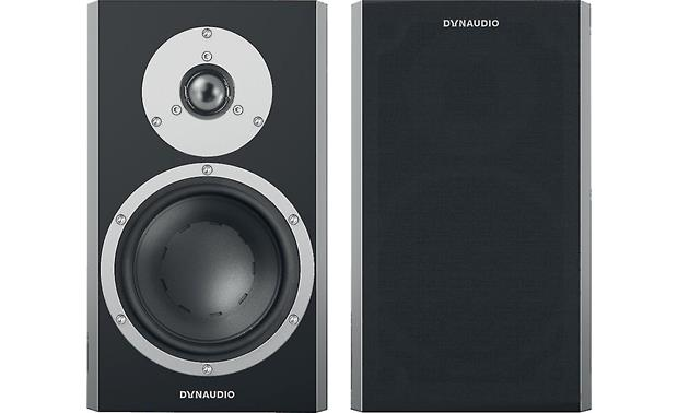 Dynaudio Excite X18 Shown in Black Satin
