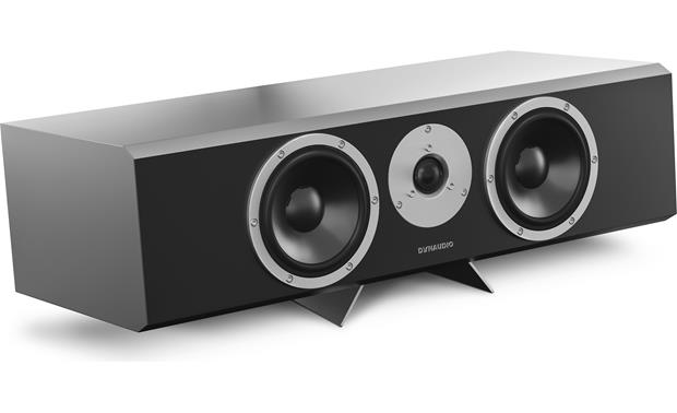 Dynaudio Excite X28 Center Shown in Black Satin