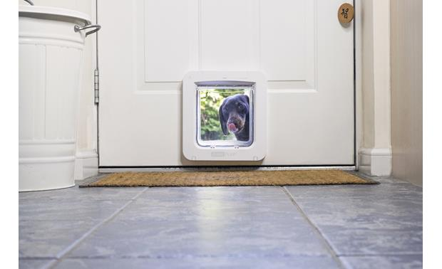 SureFlap Microchip Pet Door Connect Interior