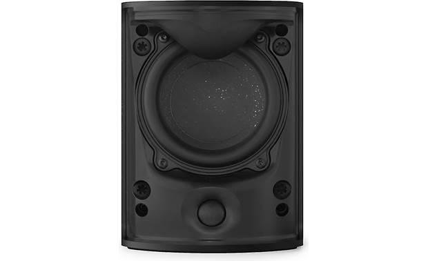 Bang & Olufsen Beoplay M3 Black - high-performance woofer and tweeter (grille removed)