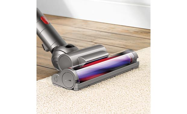 Dyson Big Ball Multi Floor Moves easily from hard floor to carpet