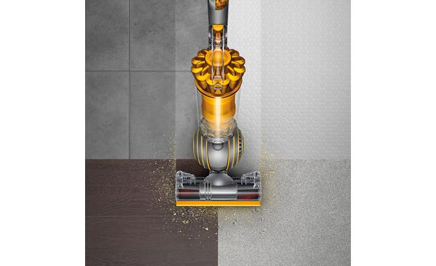 Dyson Ball Multi Floor 2 Self-adjusting cleaner head adapts to hard floors or carpet