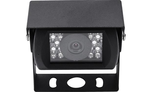 Crimestopper COM-CAM1 Powerful illumination and a rugged mount make this a useful backup solution for commercial use
