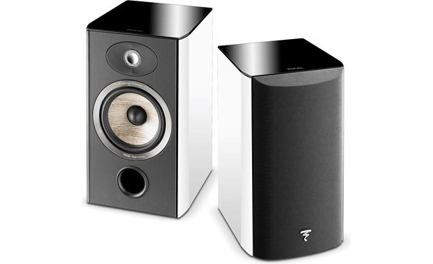 Focal Aria 906 Shown with one grille removed