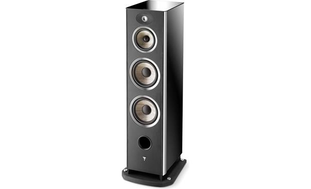 Focal Aria 948 Shown with grille removed