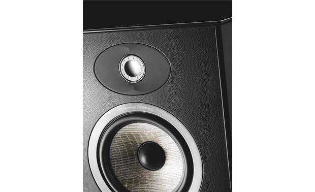 Focal Aria 948 Integrated tweeter waveguide