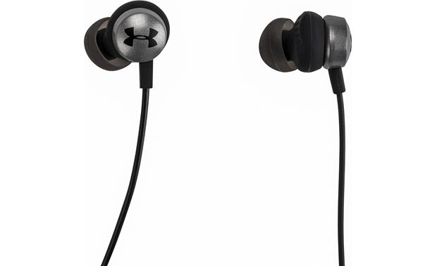 Under Armour® Sport Wireless Flex — Engineered by JBL Shown with wingless ear tips