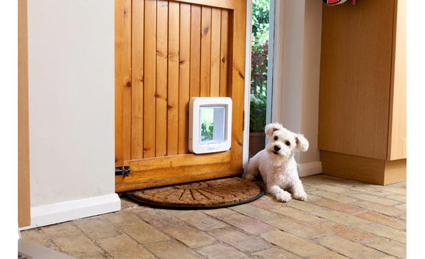 SureFlap Microchip Pet Door Interior