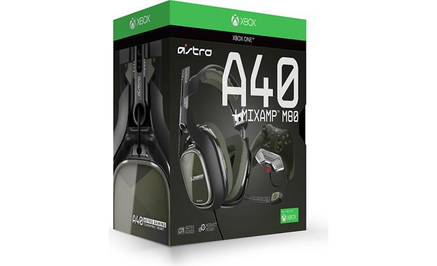 Astro A40 TR + MixAmp™ M80 Other