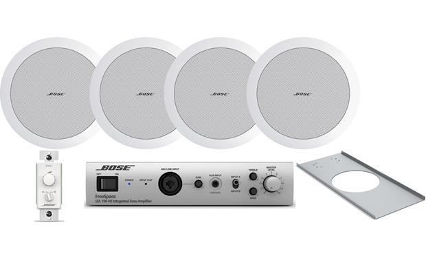 Bose 174 Restaurant Sound System Zone Amplifier Volume