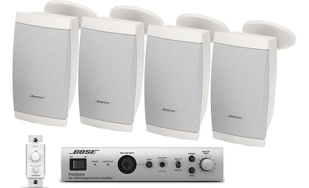 Bose® Retail Sound System Front