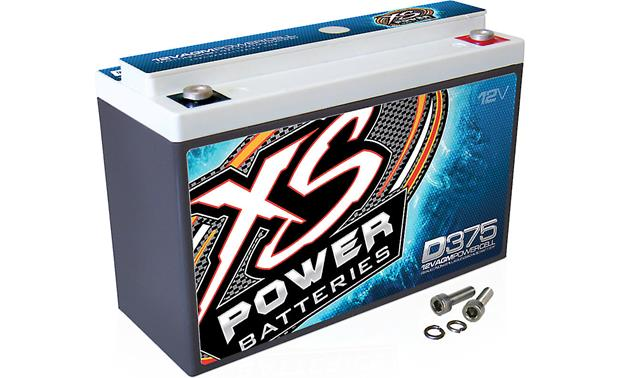 XS Power D375 Other