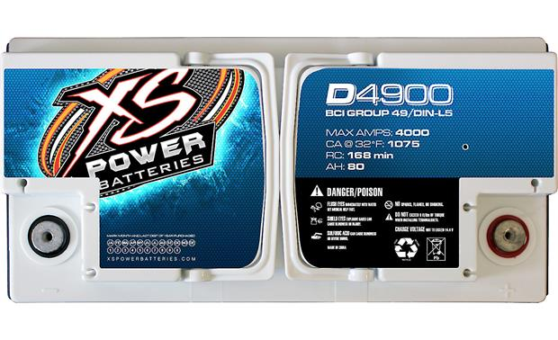 XS Power D4900 Other