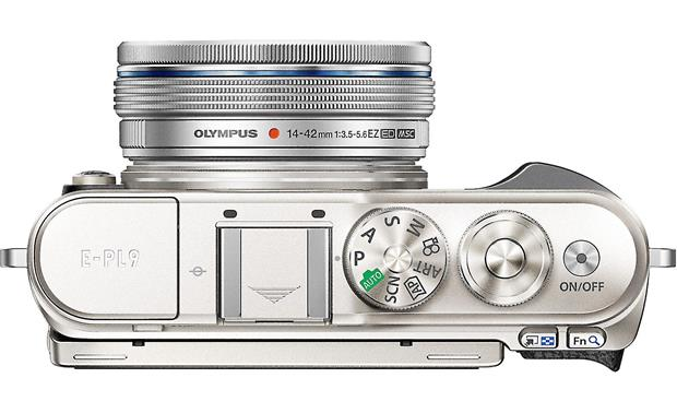Olympus PEN E-PL9 Kit Top