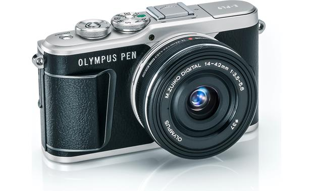 Olympus PEN E-PL9 Kit Angled front view
