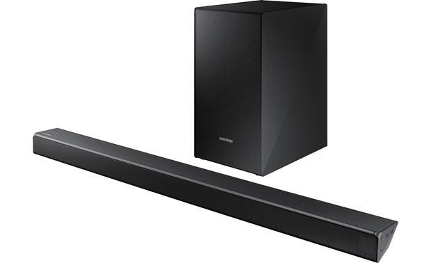 1c8c2cbce0b Samsung HW-N450 Powered 2.1-channel sound bar with wireless ...