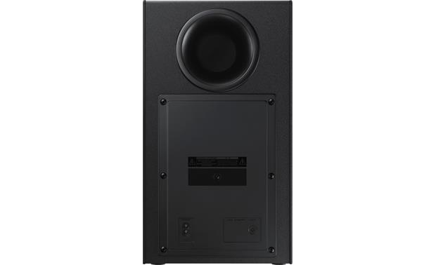 Samsung HW-N450 Back of subwoofer