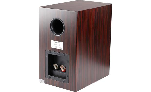 Dynaudio Excite X18 Back (shown in Rosewood)